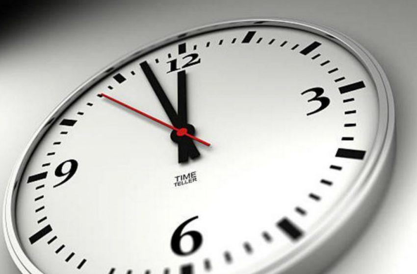 Gobierno confirma cambio de horario en el país tras el Covid-19