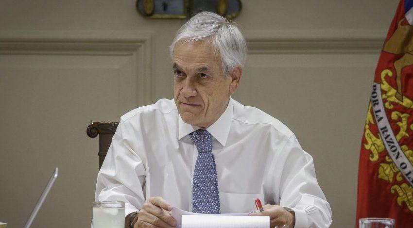 ¡AHORA! Piñera anunció que se suspenderá el corte de luz por atraso de cuentas