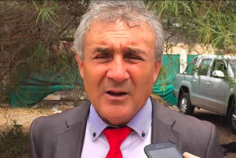 Simple y claro: Alcalde de Taltal se querellará contra quienes suban noticias falsas en redes sociales