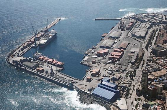 Trabajador del puerto de Antofagasta dio postivo al Covid-19