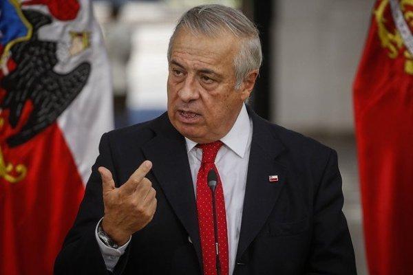 Jaime Mañalich confirma 746 casos de pacientes con coronavirus en Chile