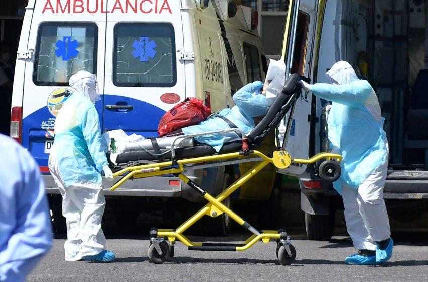 Una pena: Fallece la primera trabajadora de la Salud por Covid-19 en Chile