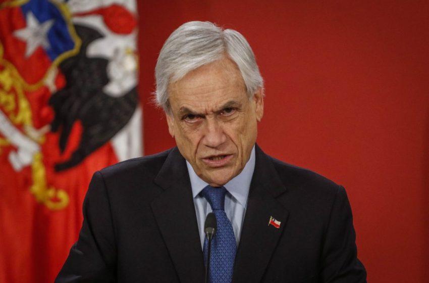 Sin ceremonia: Presidente Piñera promulgó ley que permite el retiro del 10% de las AFP