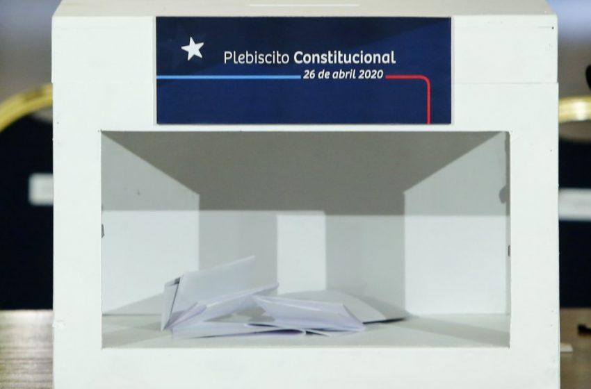 """Gobierno y el Plebiscito Constitucional: """"En su minuto debemos evaluarlo"""""""