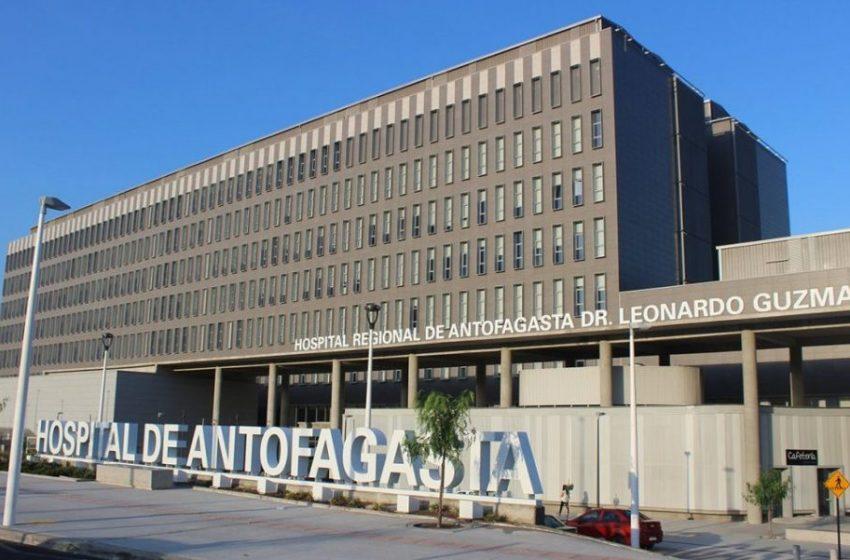 Complejo: 10 funcionarios del hospital de Antofagasta entran en cuarentena