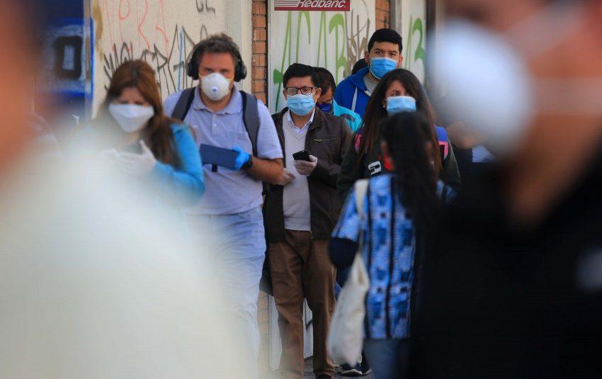 Chile registra 9.252 personas contagiadas por Covid-19 y fallecidos suben a 116