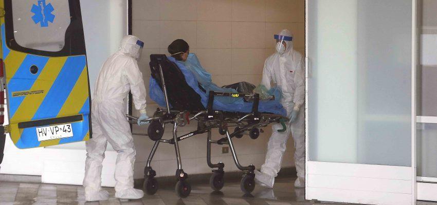 Covid-19 deja dos nuevos fallecidos en la Región de Antofagasta
