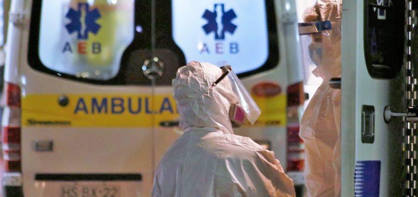 Antofagasta registró 65 nuevos casos y 2 decesos por covid-19