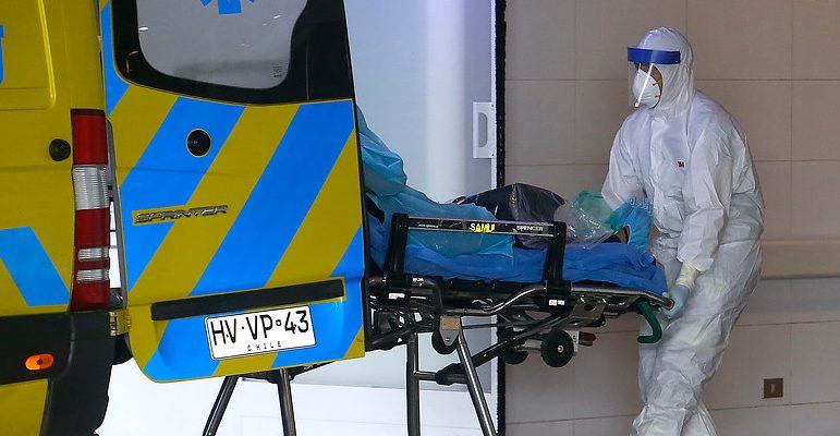 Nuevo récord: Chile registra 2.660 nuevos casos de Covid-19 sumando un total de 34.381 contagiados