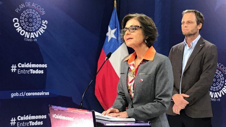 Contagiados por Covid-19 en Chile sube a 20.643