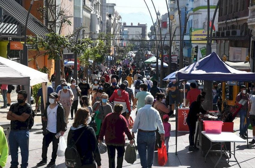 Preocupación en Antofagasta tras masiva salida de gente, tras término de la cuarentena