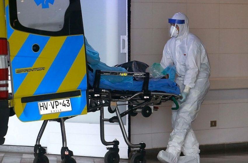 Cifras preocupante: Chile supera los 50 mil contagiados al registrar 4.038 nuevos casos de Covid-19