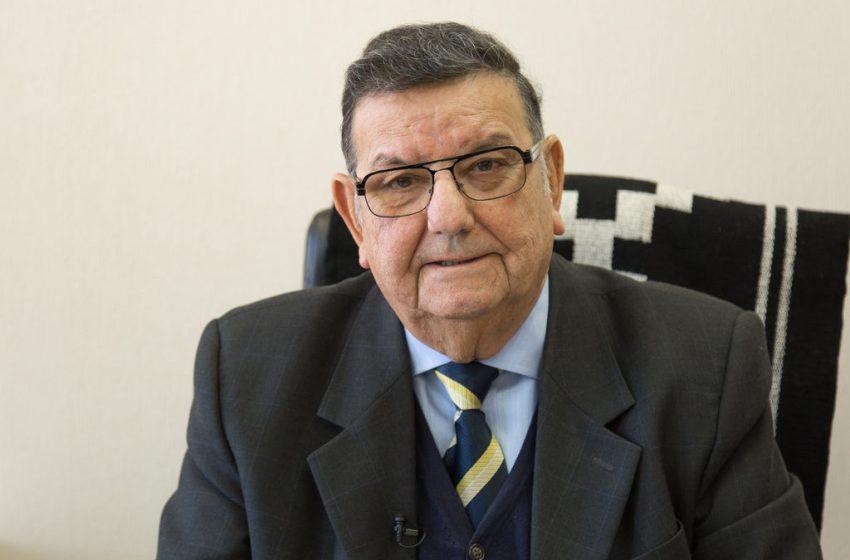 Rabindranath Quinteros és el primer senador con Covid-19
