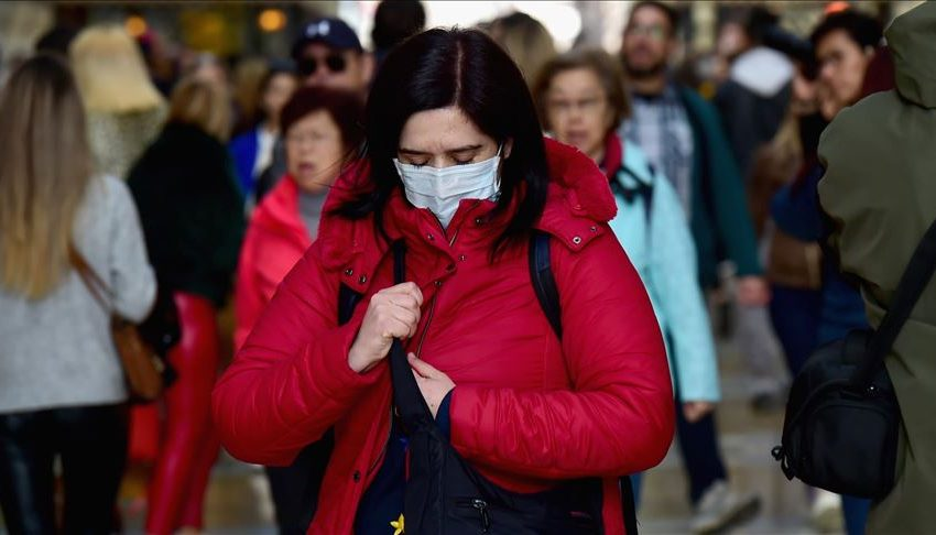 Chile superó los 70 mil contagiados tras registrarse 4.895 nuevos casos de Covid-19