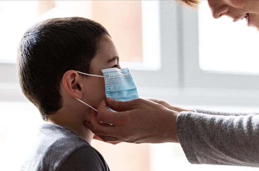 Casi 8 mil menores de edad se han contagiado con coronavirus en Chile