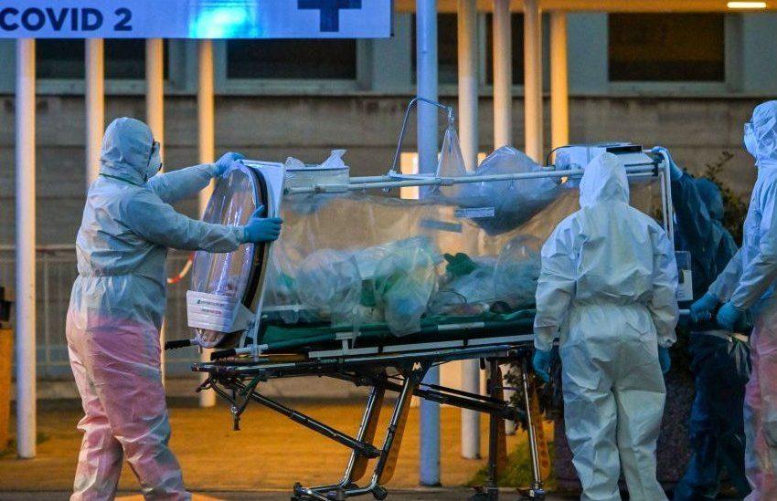 Fallecidos por causas del Covid-19 aumentaría en los próximos días en Chile
