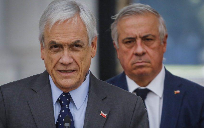 Juzgado de Garantía declara admisible querella contra Piñera y Mañalich por cuasidelito de homicidio
