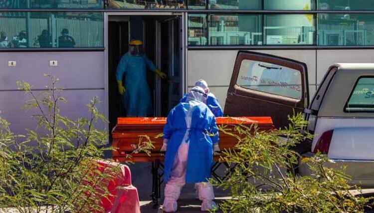 Muertes asociadas por Coronavirus en Chile llega a los 8.935
