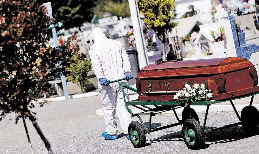 Chile registra impactante peak: 6.405 nuevos contagiados y 96 fallecidos
