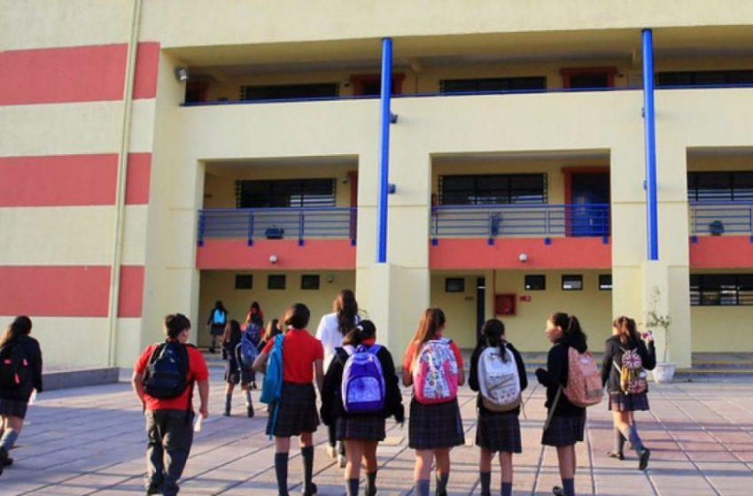 80 mil escolares podrían dejar sus estudios por la pandemia en Chile