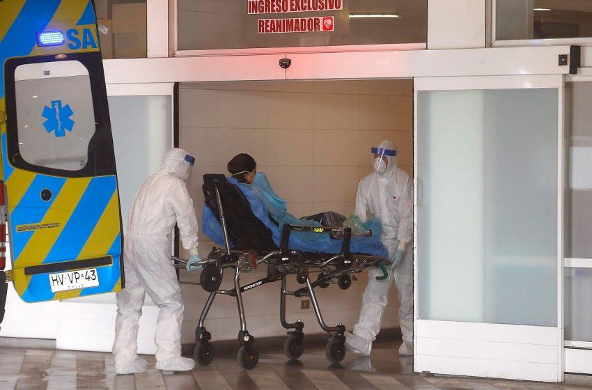 Chile alcanza un total de 349.800 casos de Coronavirus