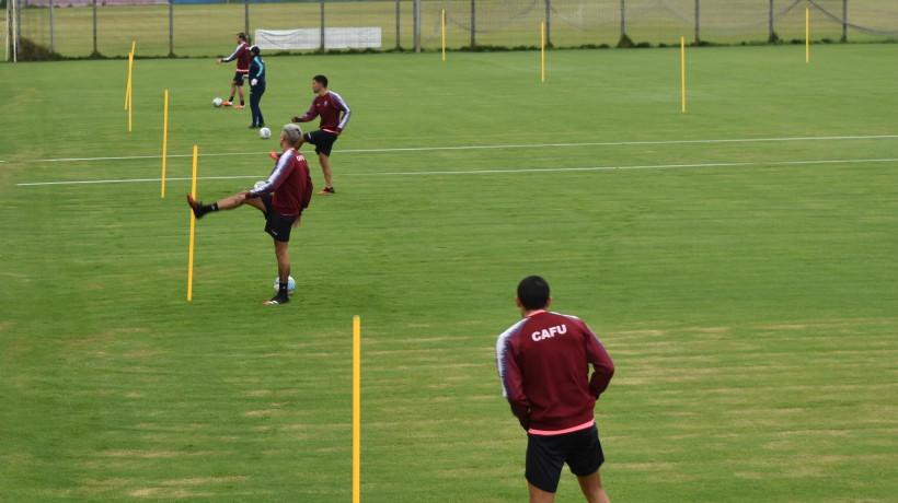 Deporte Antofagasta vuelve a los entrenamientos