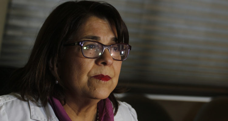 """Rosa Oyarce impacta: """"El virus se expandió sin control"""""""