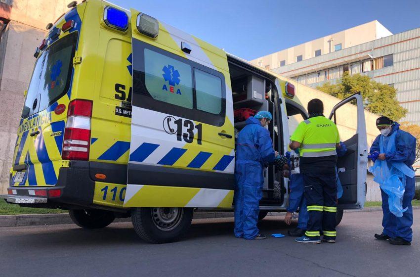 Minsal informa 1.903 nuevos contagios de Covid-19 en el país