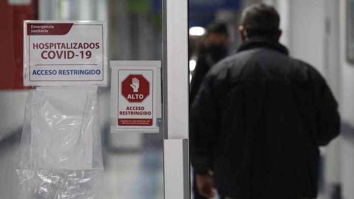 Chile se acerca a los 300 mil contagiados por Covid-19
