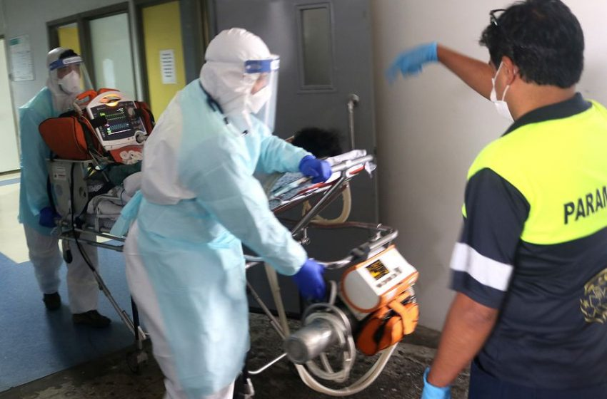 Chile sigue a la baja: Se reportan 1.712 casos nuevos de coronavirus y otras 117 víctimas fatales inscritas