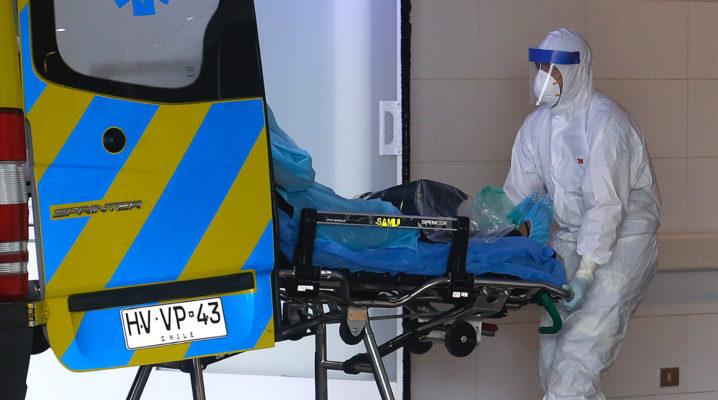 Casos totales de contagiado en Chile sube a 306 mil
