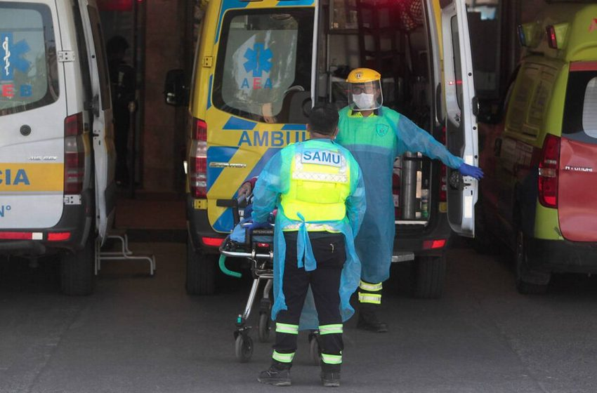 Chile ya supera los 10.000 fallecidos por Covid-19