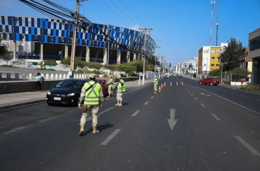 Región de Antofagasta: 231 casos nuevos y 14 víctimas fatales a causas del Covid-19