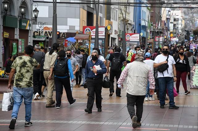 Los casos se mantienen: Región de Antofagasta registra 236 casos nuevos de Covid-19