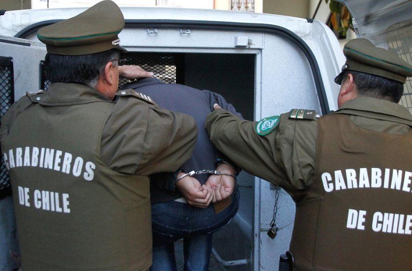 Delincuente quedo en prisión preventiva luego de asalto a gasolinera
