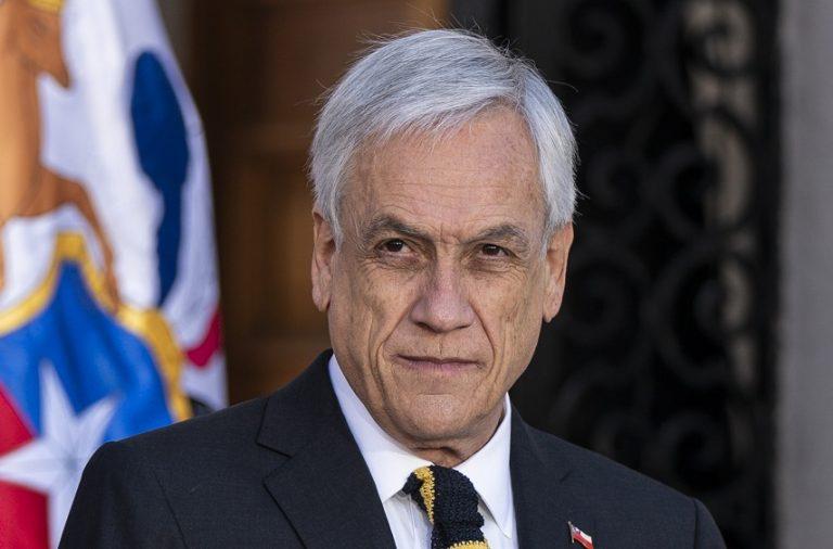 Aprobación de Piñera se mantiene en 20%, segun Cadem