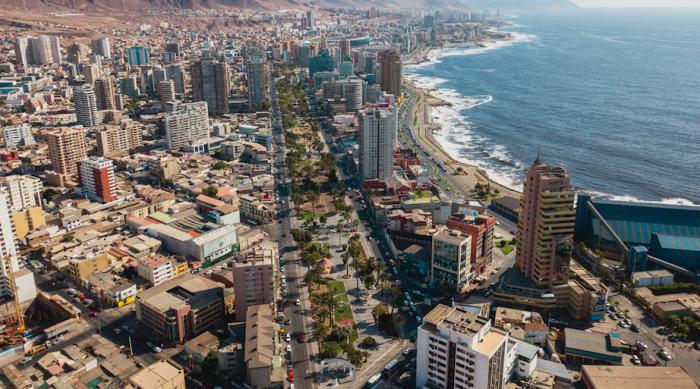 ¿Qué paso con la primavera en Antofagasta?