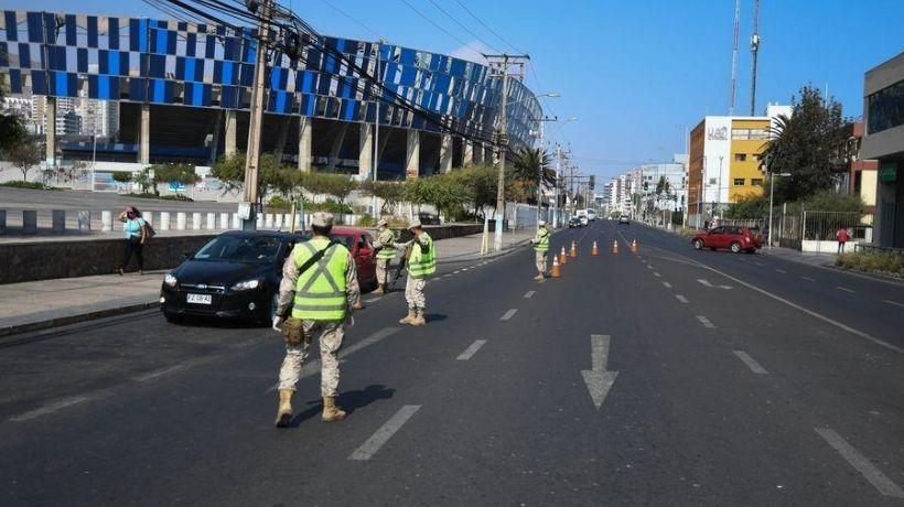 Región de Antofagasta reporta 72 nuevos casos de coronavirus según el Ministerio de Salud