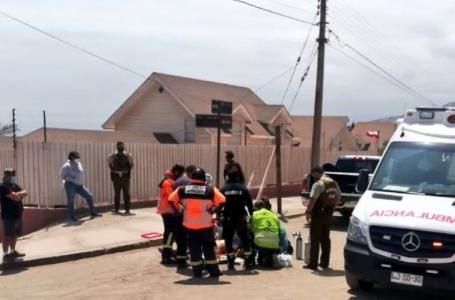 Ciclista fallece en el sector sur de Antofagasta al caer de su bicicleta
