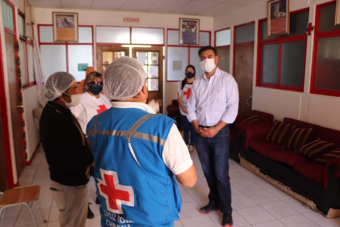 Municipio de Calama aprobó más de 279 millones de pesos para organizaciones y voluntarios