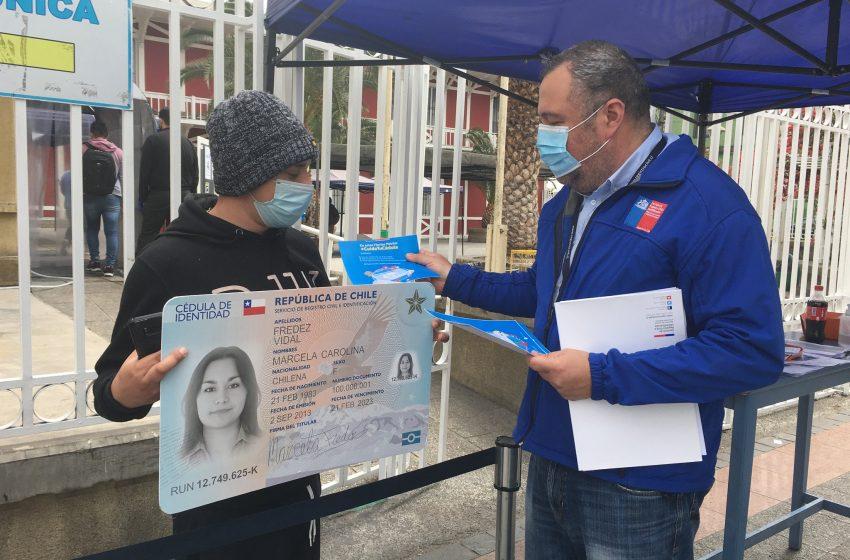 Lanzan campaña #CuidaTuCédula de cara al Plebiscito