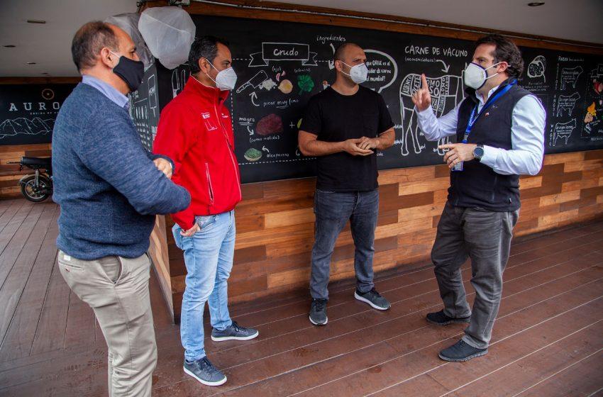Autoridades entregaron detalles del Subsidio al Empleo a sector gastronómico de Antofagasta