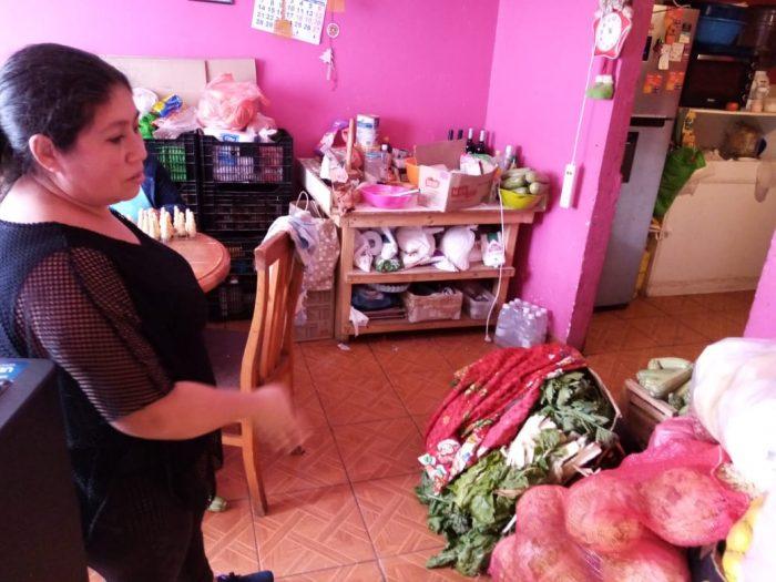 Cesfam Central-Oriente entrega apoyo a ollas comunes del sector alto de Antofagasta