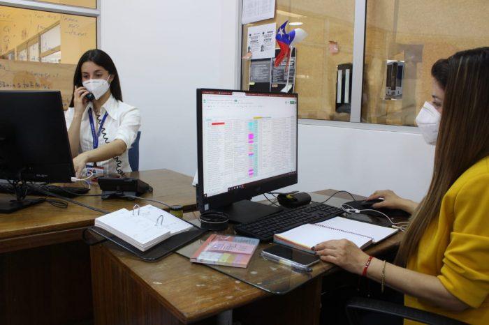 """Antofagasta: """"Servicio Salud Responde"""" superó las 10 mil respuestas a los llamados en seis meses"""