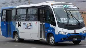 Adulto mayor fallece en el interior de un microbús en Antogafasta