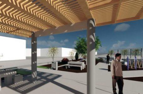 Plaza de Diagonal O'Higgins de Mejillones será mejorada para la comunidad
