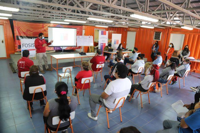 Antofagasta: Lanzan fondos para la reactivación de mil emprendimientos regionales