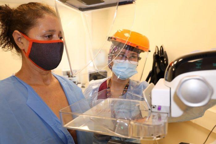 Lanzan campaña de toma gratuita de mamografías en Antofagasta