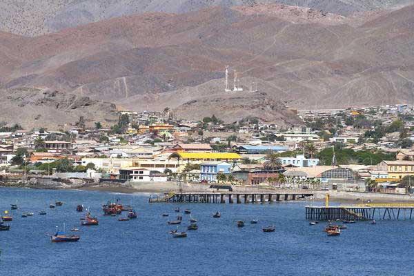 Municipio de Taltal contará con subsidio de parques y áreas verdes durante dos años