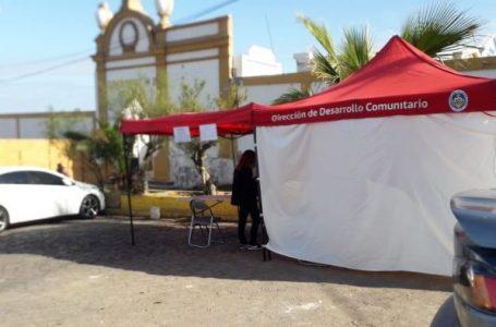 Tomarán exámenes PCR a deudos que concurran al Cementerio General de Antofagasta